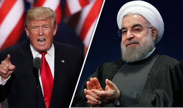 特朗普对伊朗发